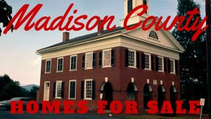 madison county va homes for sale