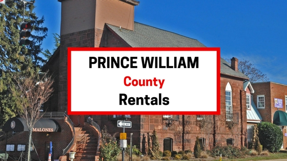 prince william county va rentals