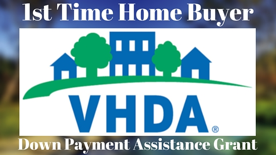 vhda down payment assistance first time home buyer grants va. Black Bedroom Furniture Sets. Home Design Ideas