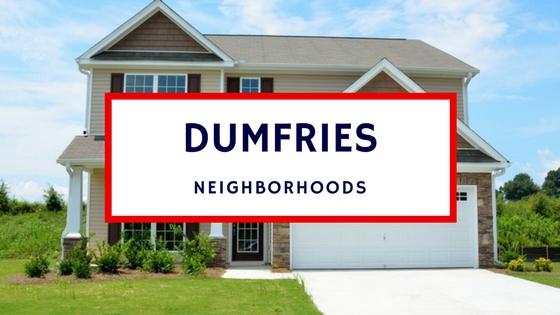 dumfries va neighborhoods