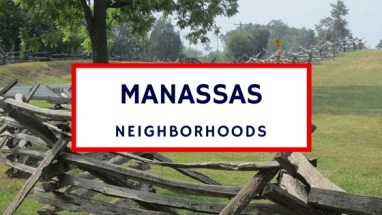 manassas va neighborhoods