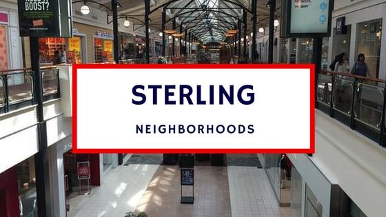 sterling va neighborhoods