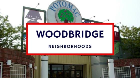 woodbridge va neighborhoods