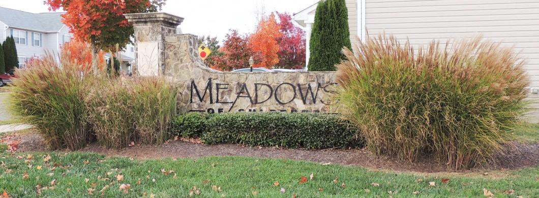 meadows of culpeper entrance