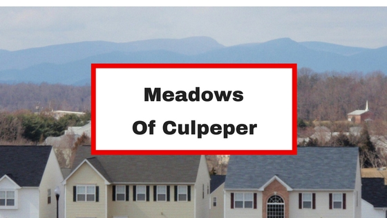 meadows of culpeper skyline