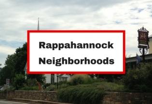rappahannock county va neighborhood