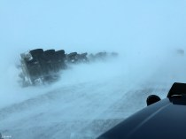 White out conditions on the Dalton - The Jack Jessee Blog