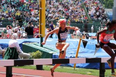 Dominguez Clears hurdle