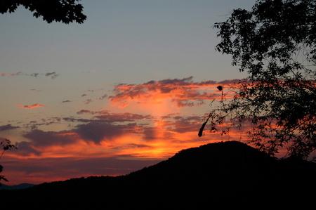 Sunrise at Wolf Laurel