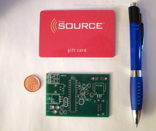 My PCB for Arduino E-Bike Computer :) (2/2)