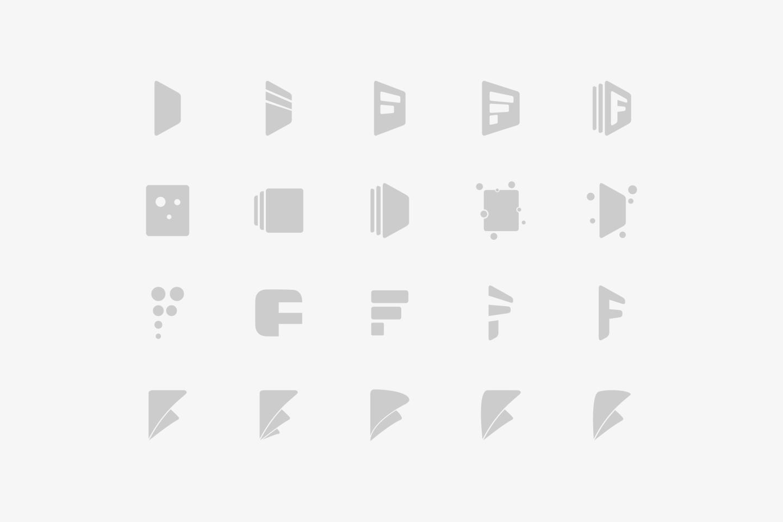 Duolingo Tinycards Flips Logo Exploration