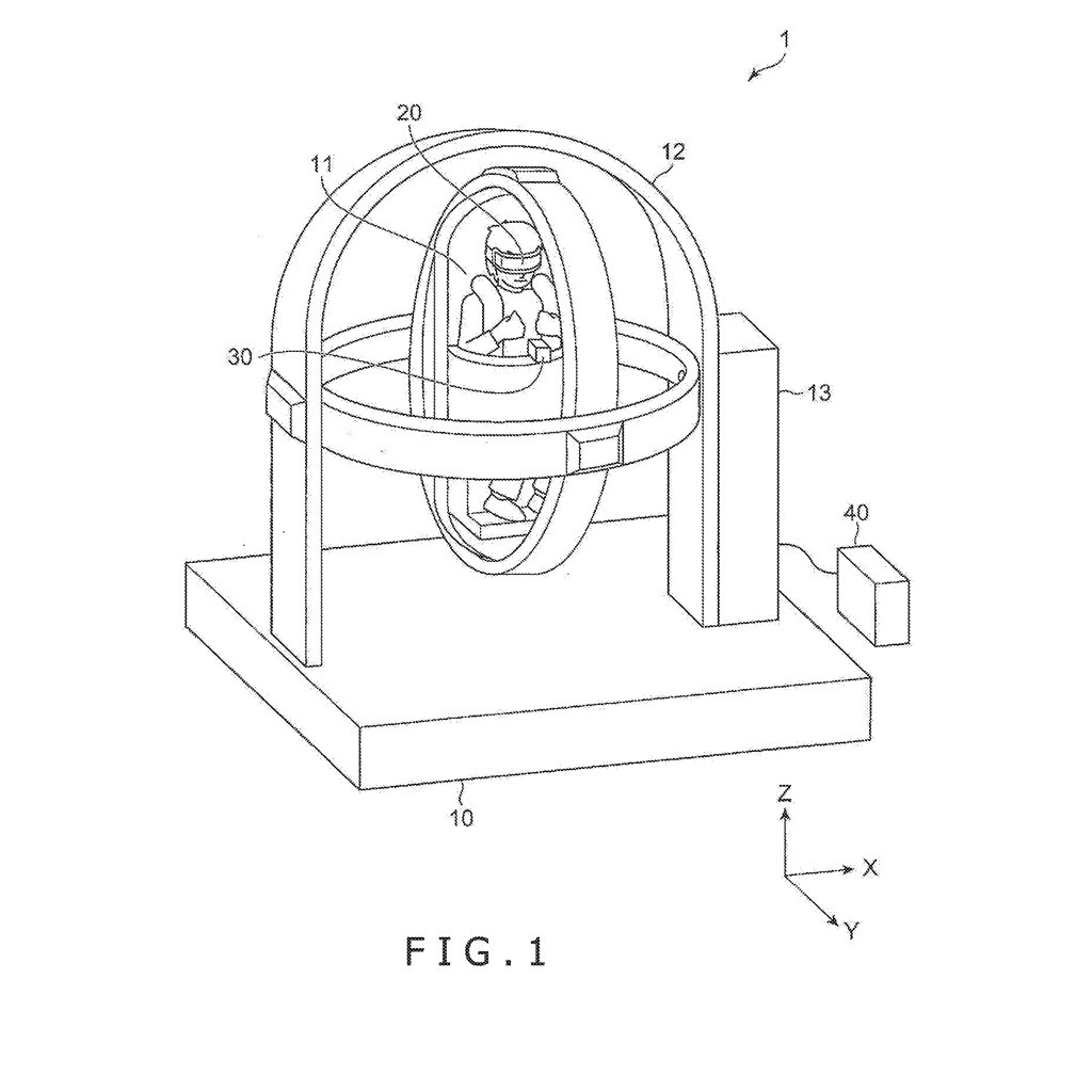 Sony Interactive Entertainment Patents A Gyroscopic Vr