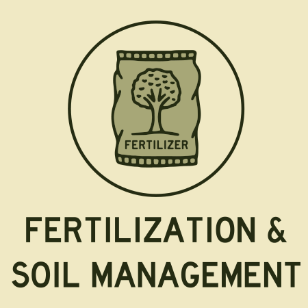 Fertilization and soil management Toronto