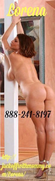 Milf phone sex Lorena