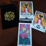 A Review Of The Modern Witch Tarot Jack Chanek