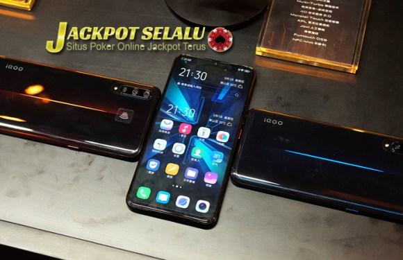 Resmi Vivo Merilis Smartphone IQOO Ram 12GB