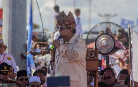 Prabowo Batal Hadiri Isra Miraj di Medan, Kenapa