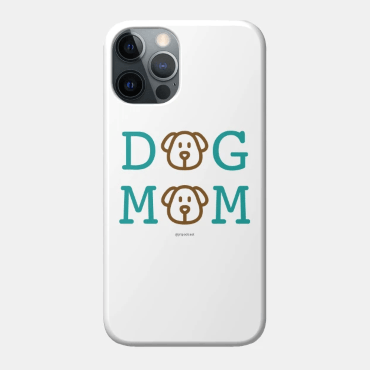 jack russell mom phone case