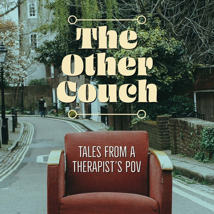 podcast cover - the other couch