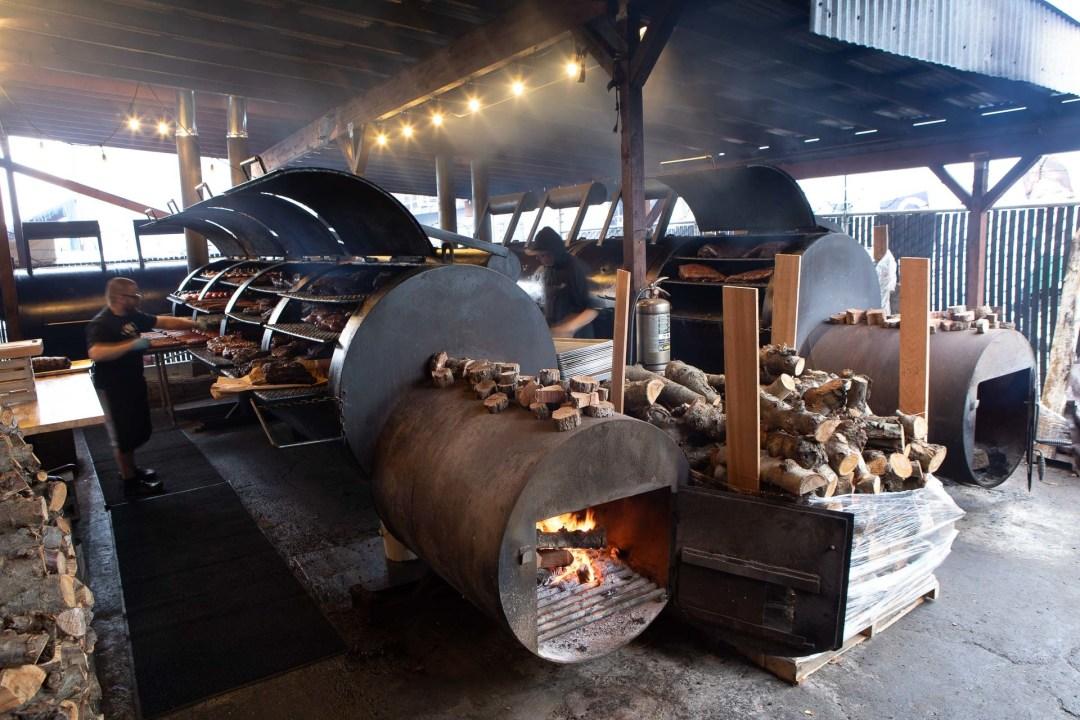 Jacks BBQ SoDo Pits
