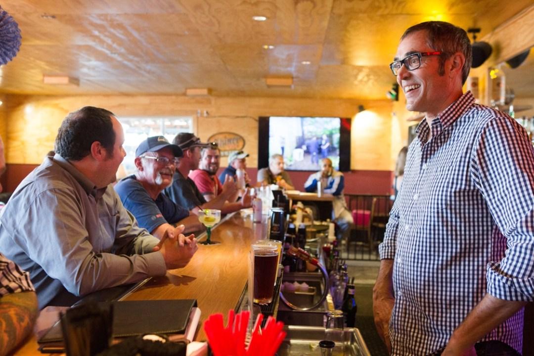 Jack's BBQ Jack Timmons Bar