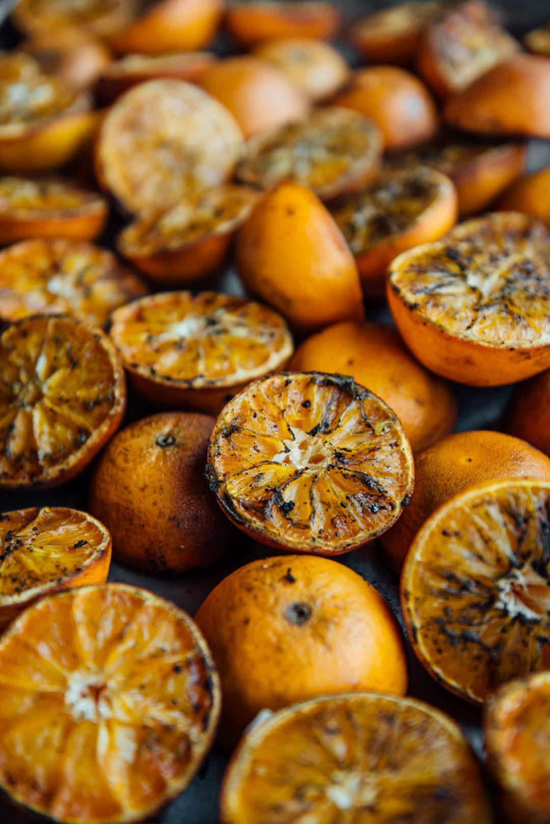 Smoked Oranges