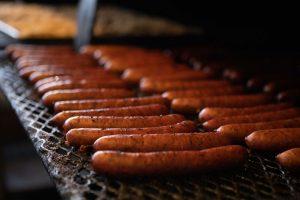 Jack's BBQ Sausage