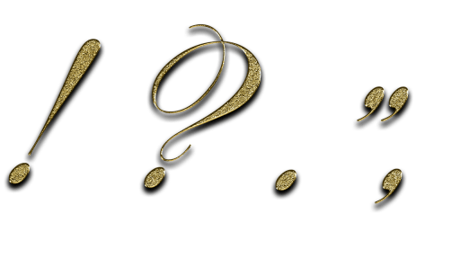 punctuation-marks-3038383_1280