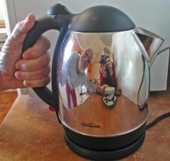 Tea or Cappuccino?