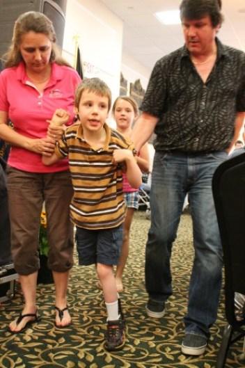 Jacks Kid-Stevie Horvath and Family