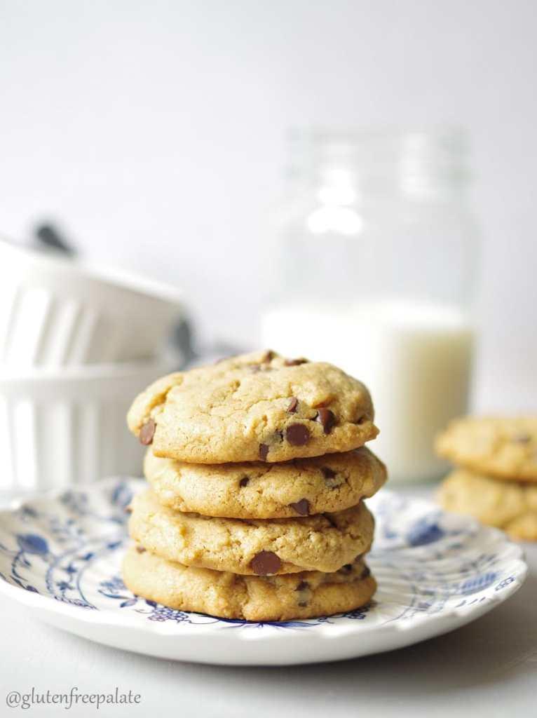 gluten free peanut butter dairy free cookies