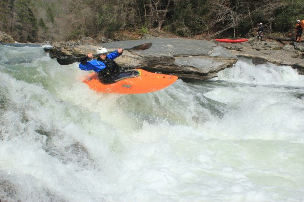Kayaking the Chattooga River in Georgia and South Carolina
