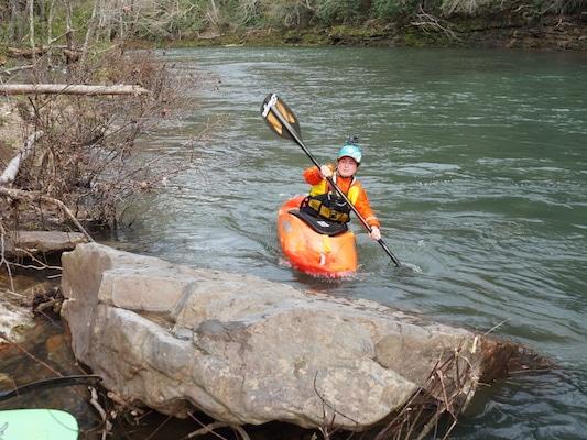 How to Splat – Wheel a Kayak
