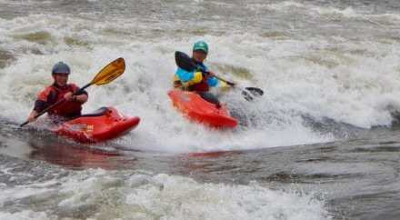 Party Surfing – a fun way to develop boat control