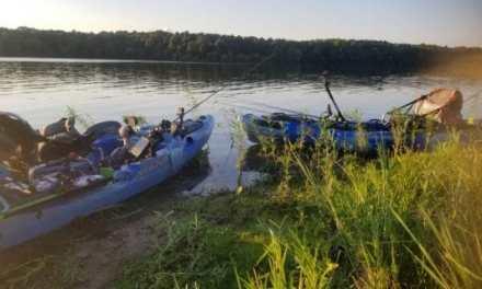 My FLW Kayak Tournament Experience