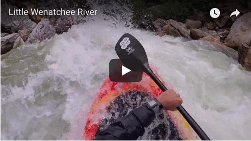 The Little Wenatchee River