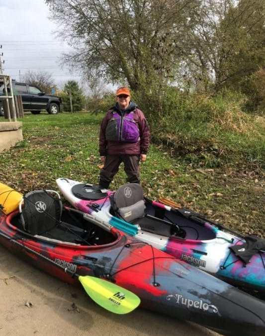 My Other Fishing Kayak
