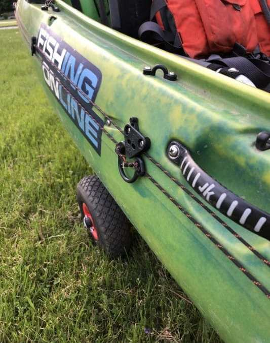 Rigging your Jackson kayak tripper12 to be a ultimate fishing machine!
