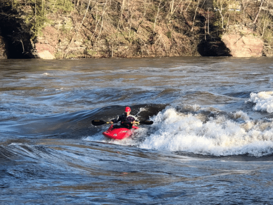 Wave – O – Saurus: A NIle Sized Wave in New England