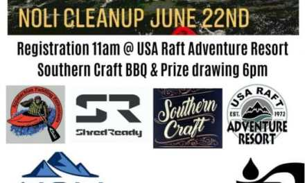 17th Annual Nolichucky River Cleanup & Celebration