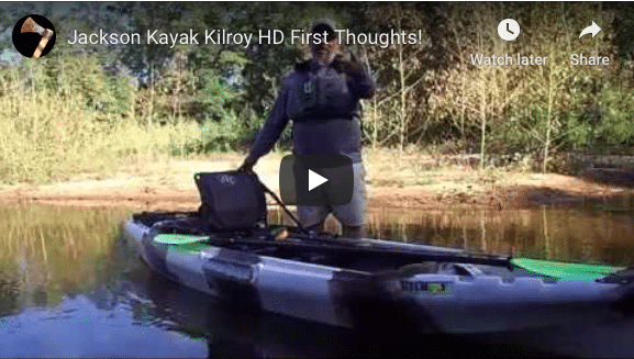 Kilroy HD First Thoughts