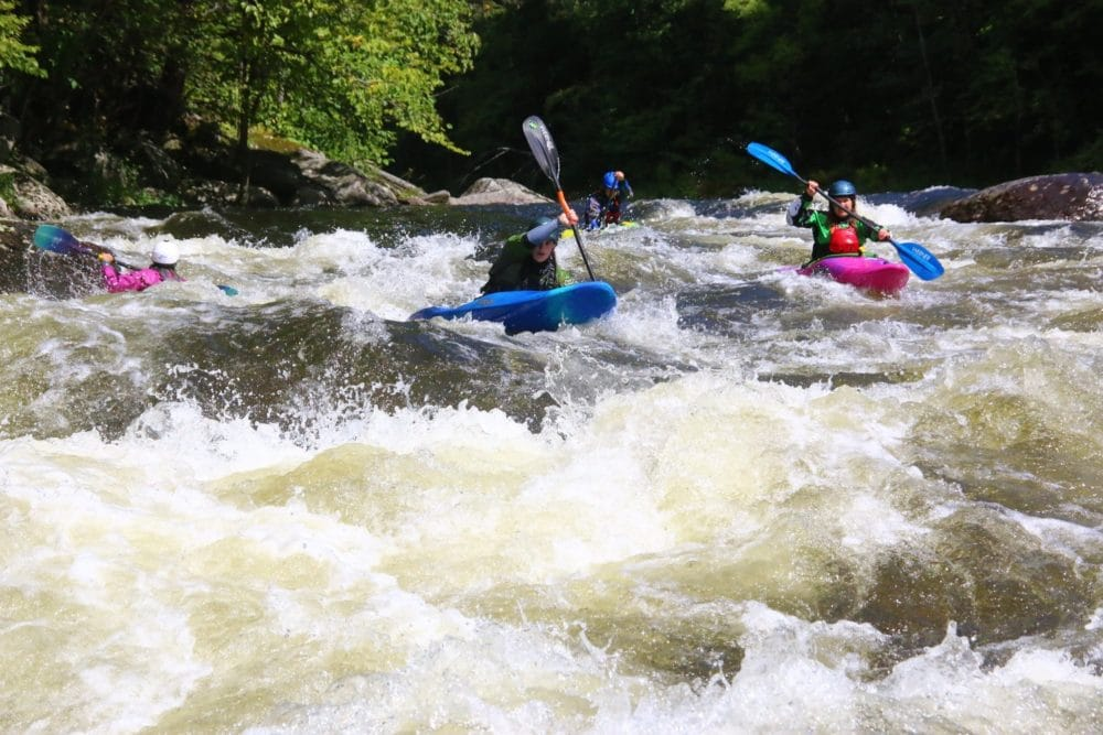Whitewater Kayaking 2019 in Review
