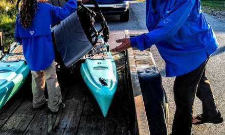 Kayak Fishing Port Arthur   My Honey Hole