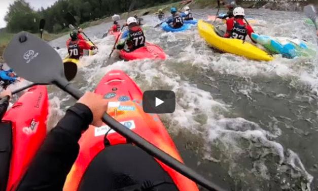 Whitewater Kayaking   Devils Extreme Race 2020