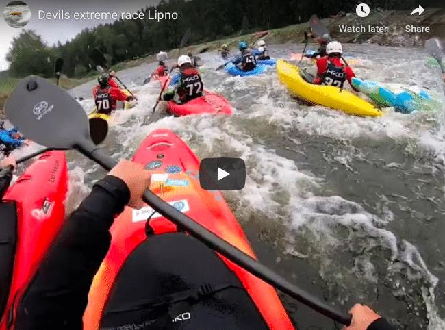 Whitewater Kayaking | Devils Extreme Race 2020