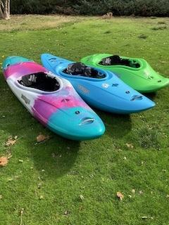 Choosing a Beginner Whitewater Paddling Kayak