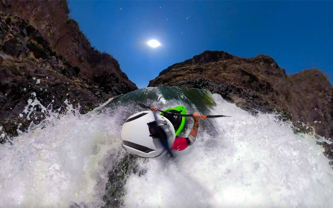 Can you really learn Whitewater Kayaking from videos?