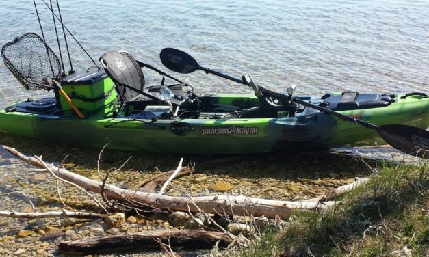 Keep it Simple When Rigging Your  Fishing Kayak