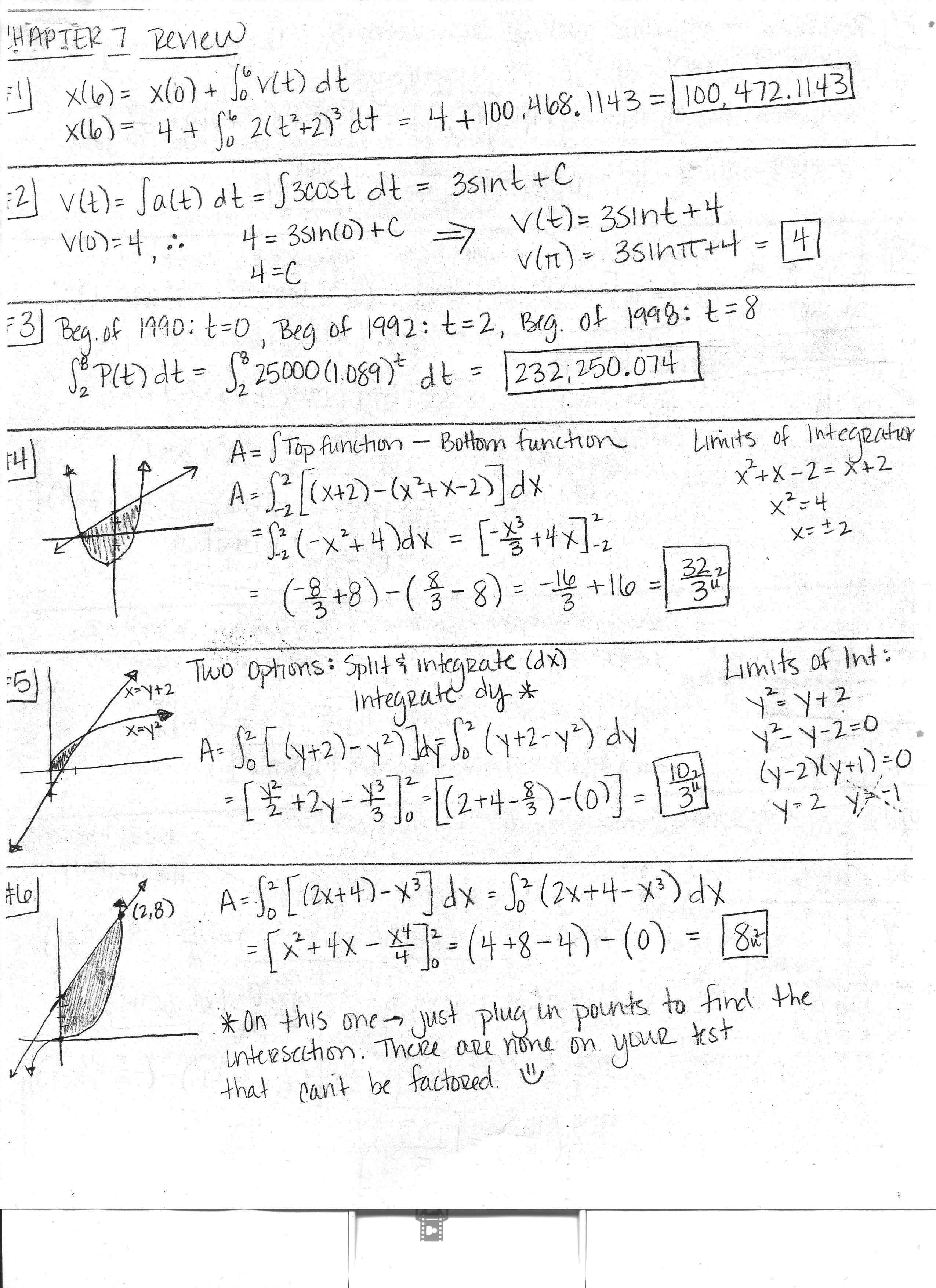 Worksheet With Answers Volume Room