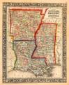 Mitchell, Louisiana, Mississippi & Arkansas